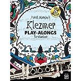 Vahid Matejko's Klezmer Play-Alongs for Clarinet-