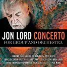 Concerto for Group & Orchestra by Jon Lord (2012) Audio CD