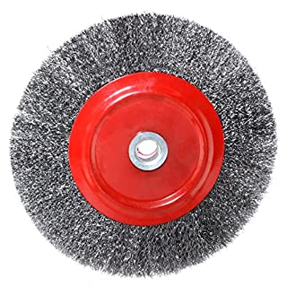 Ansen Tools an 225 Crimped Bench Wire Wheel with 5/8