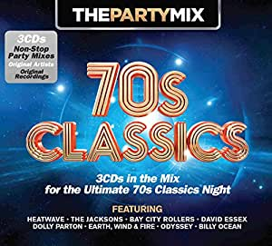 The Party Mix - 70s Classics
