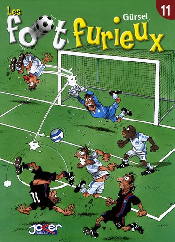 Les foot furieux, Tome 11 :