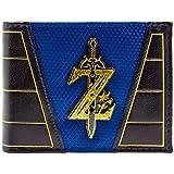 Legend of Zelda Atmen Sie die wilde Schwert Blau Portemonnaie Geldbörse