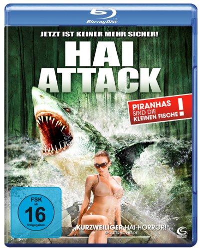 Bild von Hai Attack (Swamp Shark) [Blu-ray]