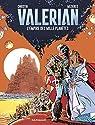 Valérian et Laureline, tome 2 : L'Empire des mille planètes  par Mézières