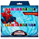 Astro Europa Blister de coloriage Spiderman Marvel 24pz...