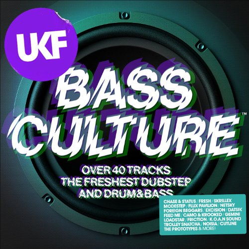 UKF: Bass Culture [Clean]