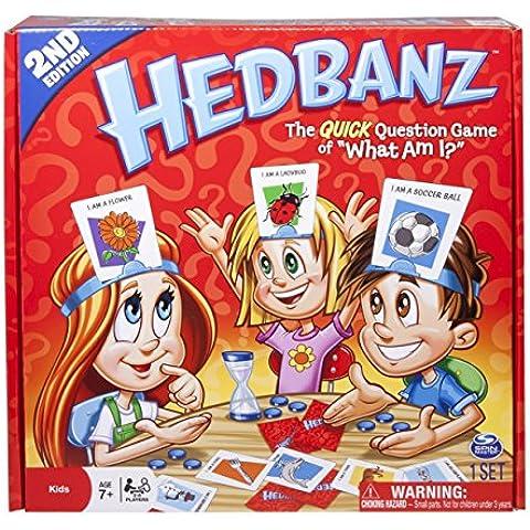 Hedbanz - Il gioco veloce di domanda
