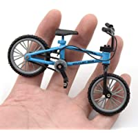 Craft Expertise Mini BMX Finger Toy Bike, Miniature Mountain Bicycle Toy Game Set for Kids