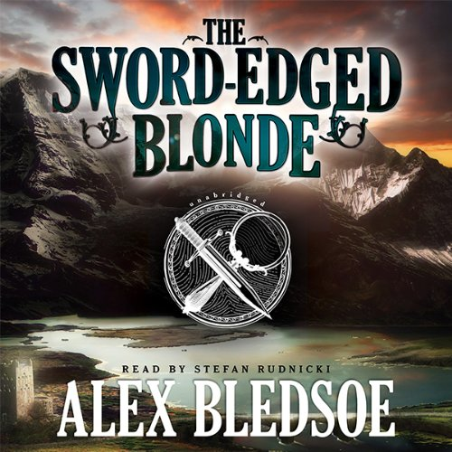 The Sword-Edged Blonde  Audiolibri