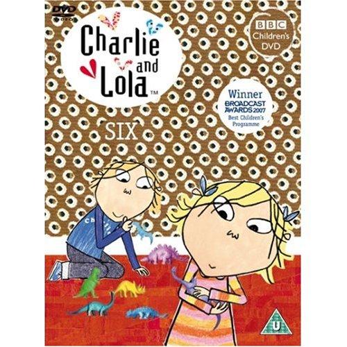 Charlie And Lola - Volume 6 [DVD]