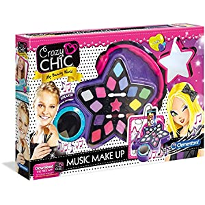Clementoni CRAZY CHIC - MUSIC MAKE UP - C