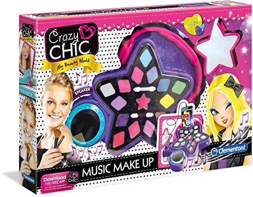 Clementoni 15137 - Crazy Chic - Music Make up