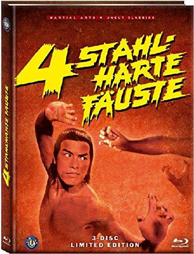 Bild von 4 stahlharte Fäuste - Uncut [Blu-ray] [Limited Edition]
