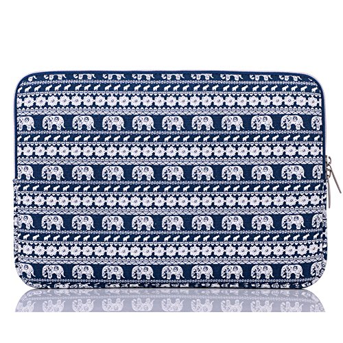 laptop-sleeve-casehbbel-11-116inch-elephant-blue-sleeve-bohemian-style-canvas-fabric-for-macbook-air