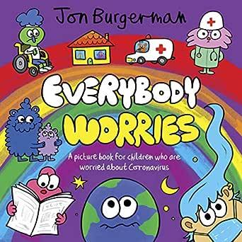 Everybody Worries eBook: Burgerman, Jon, Burgerman, Jon: Amazon.co ...