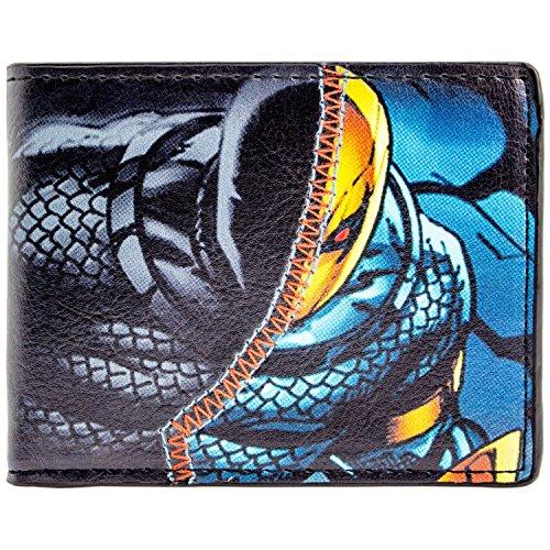 Marvel Avengers Deathstroke Cartoon Mehrfarbig Portemonnaie -