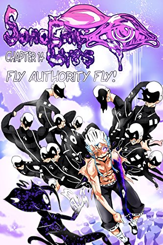Sorceric Eyes: (Action Manga) Book 1, Escaping Grove Isle, Chapter 14, Fly Authority Fly! (English Edition)