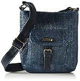 Betty BarclayBb-1183-ce - Bolso de hombro Mujer , color azul, talla 6x22x22 cm (B x H x T)