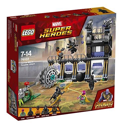 eroes Corvus Glaives Attacke 76103 Superheldenspielzeug (Vision Superhelden)