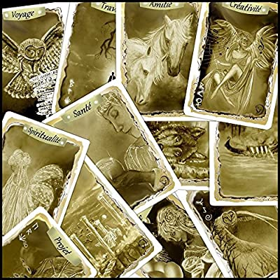 Cartes magiques de Nade (oracle, guidance, talisman)