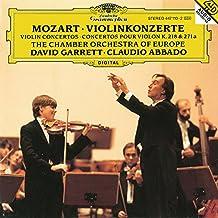 Violinkonzerte KV 218 / KV 271a / Violinsonate KV 454