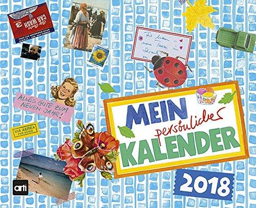 Kohwagner – Broschurkalender 2018: Jahreskalender