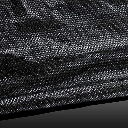 softgarage 5-lagig schwarz Premium indoor outdoor atmungsaktiv wasserabweisend
