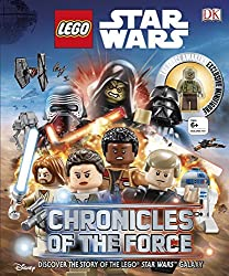 LEGO Star Wars Chronicles of the Force by DK: (2016-05-01)