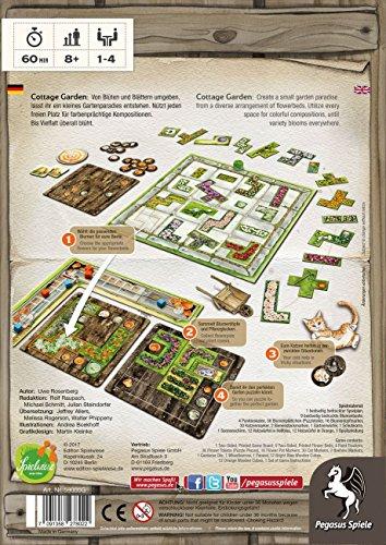 Test Pegasus Spiele 59000g Cottage Garden Kartenspiele Die Beste
