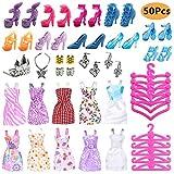 50 PCS Vêtements Chaussures Acce...