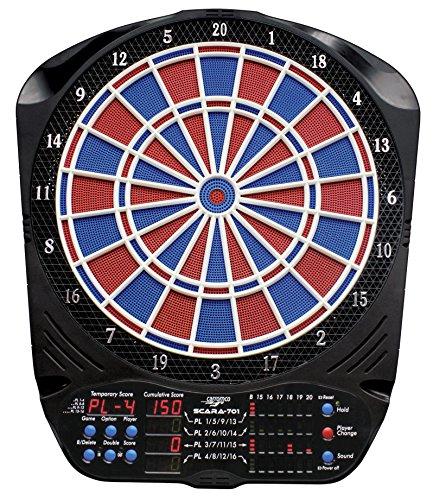 Carromco Électronique de compétition e-Dartboard scara-701