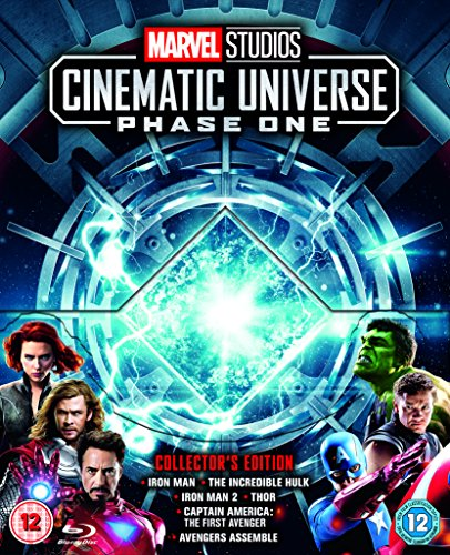 Marvel Cinematic Universe Phase 1 [Italia]