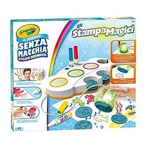 Crayola-25-0271 Estampadores Mágicos, (Binney & Smith Italy 25-0271)