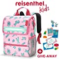 reisenthel IE3055 backpack kids - cactus pink plus give-away Überraschung