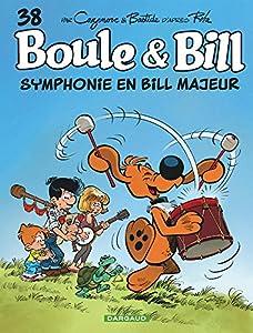 vignette de 'Boule et Bill n° 38<br /> Symphonie en Bill majeur (Christophe Cazenove)'