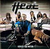 Songtexte von H.E.A.T - Address the Nation