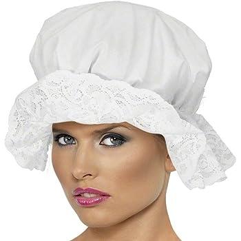 NET TOYS Cappellino medioevale donna copricapo dama medioevo cuffia  damigella medioevale cappello accessorio costume medioevale d621a89b34c5