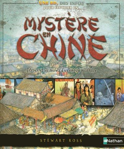 Une BD, des infos, pour élucider un mystère en Chine