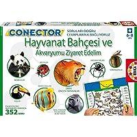 Educa Hayvanat Bahçesi Connector Eğitici Oyun