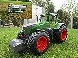 """RC Traktor Fendt 1050 Vario mit Fassanhänger-ca 80 cm 1:16 """"Top"""" 405035-H 7"""