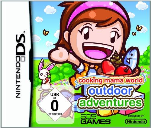 Cooking Mama World: Outdoor Adventures