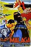 Zinn Poster Zeichen, mit Retro Vintage Design von
