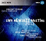 Vincent Peirani: Live Being Extended (Swr New Jazz Meeting 2013) (Audio CD)