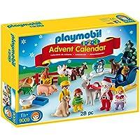 Playmobil 9009 - Jeu - Calendrier Avent 1 2 3 à La Ferme