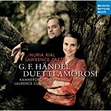 G. F. Handel: Duetti amorosi