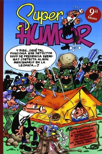 Los mercenarios | El transformador metabólico | Contrabando | Los secuestradores | A por el niño (Súper Humor Mortadelo 14) (Bruguera Clásica)