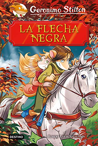 La Flecha Negra eBook: Stilton, Geronimo, García, Miguel: Amazon ...