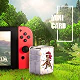 The Legend of Zelda: Breath of The Wild Mini NFC Cards - 22 PCS Set for Switch / Wii U