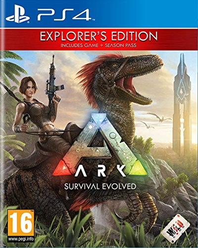 Ark Survival Evolved: Explorer's Edition