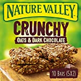 Nature Valley Crunchy Oats & Dark Chocolate Cereal Bars...